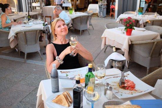 Ciao Ciao Meloneras: A romantic place.