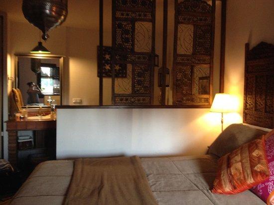 Solar Montes Claros : La chambre