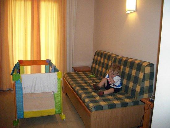 Fuengirola Beach Aparthotel: Lounge