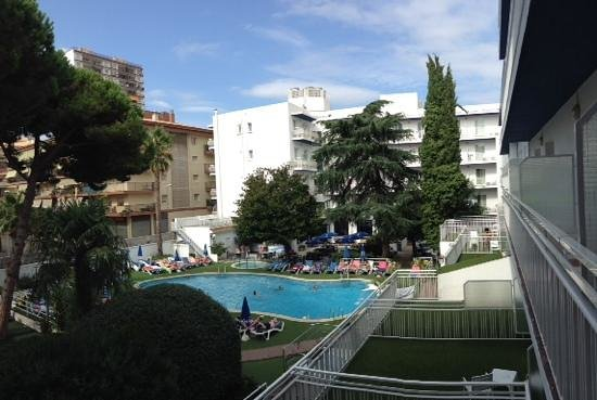 GHT Balmes Hotel, Apartaments & Splash : hotel Balmes