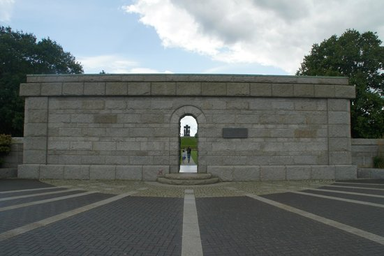 German Cemetery La Cambe : erman Cemetery La Cambe