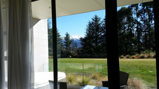 Select Braemar Lodge & Spa: View from Room #3