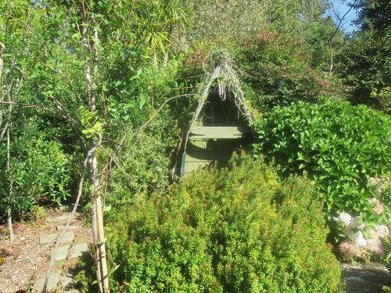 Lis-Ardagh Lodge: Great gardens