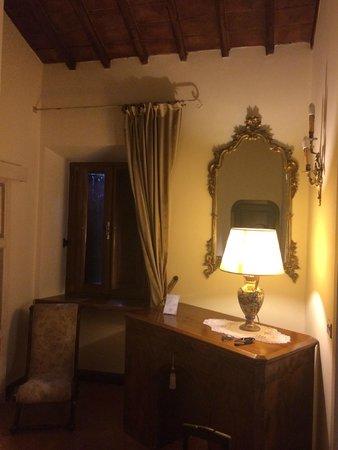 Villa Irene: Disimpegno
