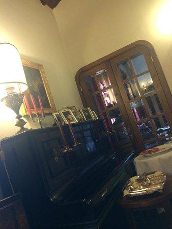 Villa Irene: Sala colazione