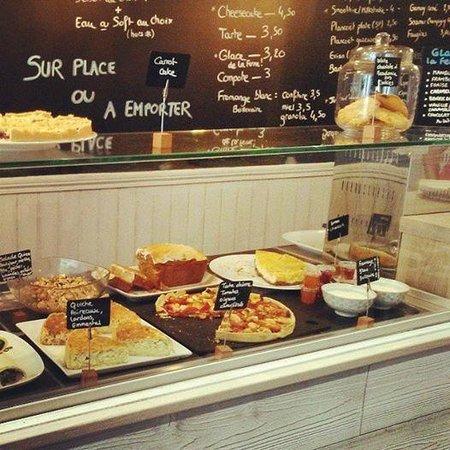 Sugar Blue Cafe  Rue De L Arche Seche  Nantes