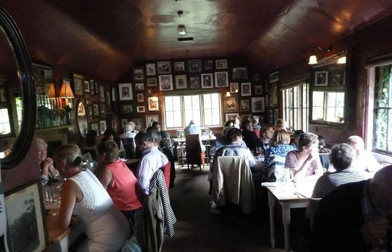 The Crooked Billet: The Large dining Room