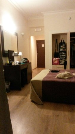 Arion Hotel: La camera