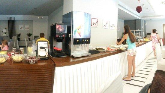 Arion Hotel: Colazione