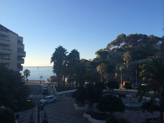 Hotel Casablanca: Vistas Habitación