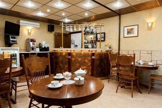 Hotel Regina: Cafe-bar