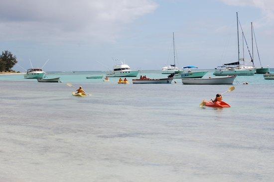 Coin de Mire Attitude : Plage avec kayak et pédalo gratuit