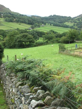 Llanfachreth, UK: More lovely views