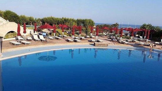 Esperos Palace Resort: Piscina