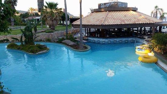 Esperos Palace Hotel: Bar Paradiso
