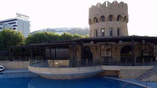 Esperos Palace Hotel: Piscina