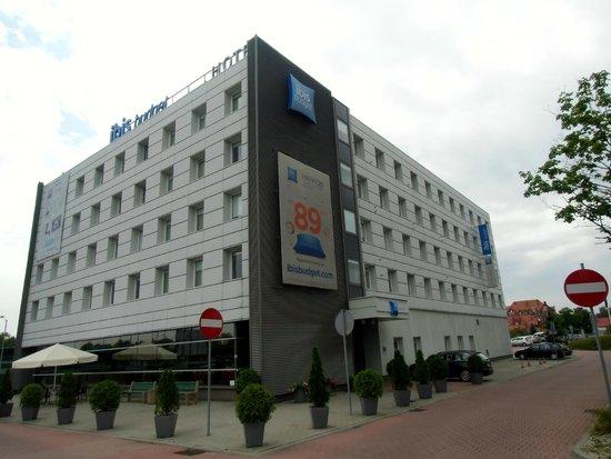 Ibis Budget Katowice Centrum: Widok na hotel