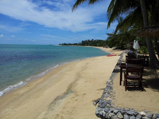Paradise Beach Resort: Beach