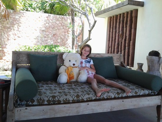 Villa Bukit Segara : Child friendly place