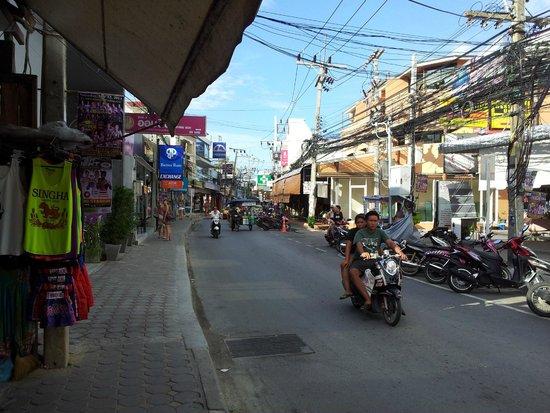 Paradise Beach Resort: Chenang