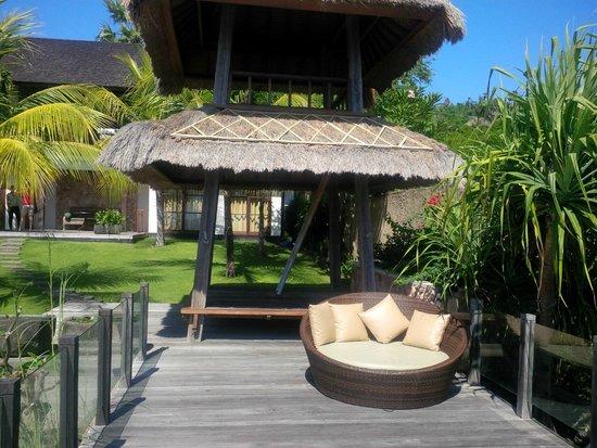 Villa Bukit Segara: Cosy place overlooking the sea