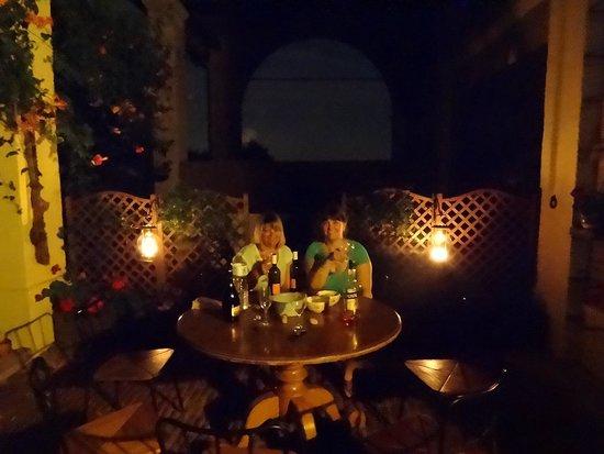 Casa di Antonio: Lovely evening