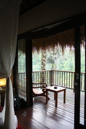Nandini Bali Jungle Resort & Spa: The room