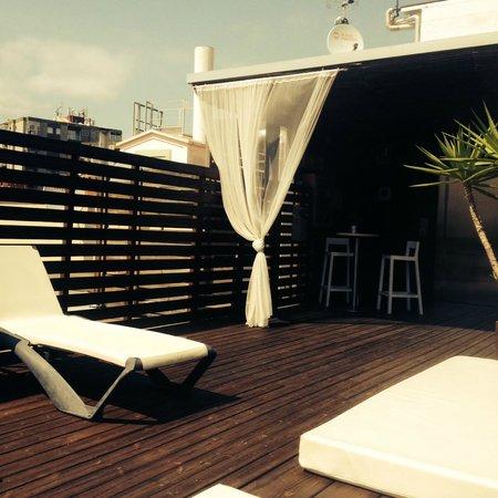 Hotel Acta Mimic: SOLARIUM