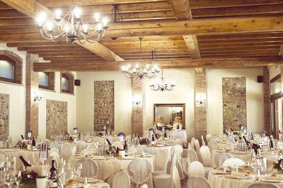 Agriturismo Corte Priore: Sala principale