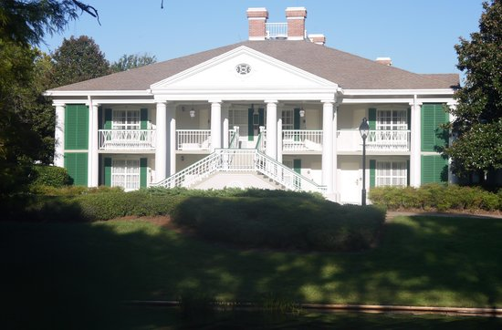 Disney's Port Orleans Resort - Riverside: Mansion House