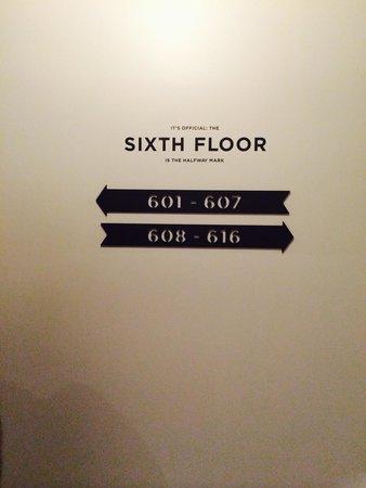 Hotel G San Francisco : Corredor