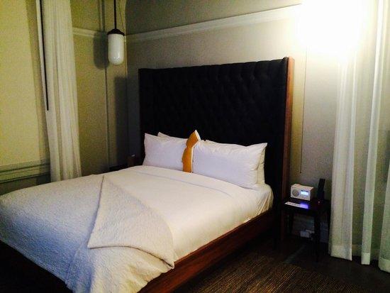 Hotel G San Francisco : Quarto King