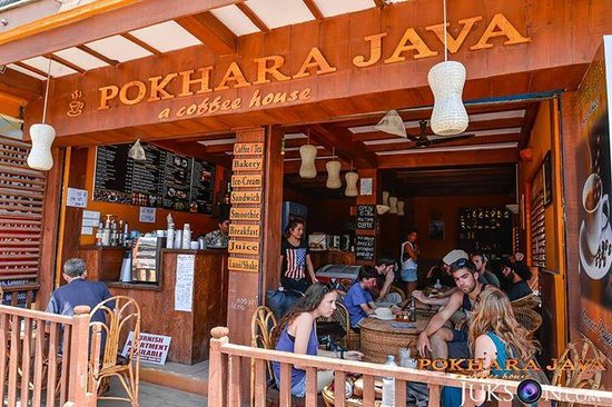 Pokhara Java coffee house