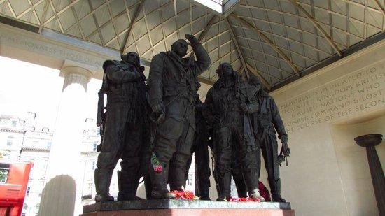 RAF Bomber Command Memorial