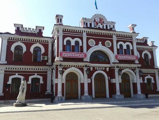 Zhambyla's Eastern-Kazakhstan Drama Theatre