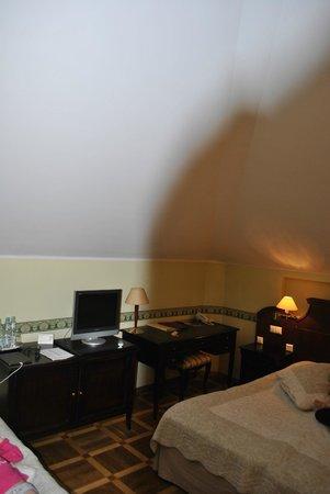 Maltanski Hotel: номер