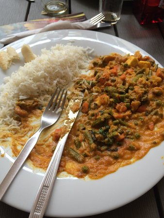 Indian Curry Basmati House