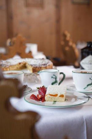 Sonnbichl Stube: Kaffee und Kuchen - Dessert