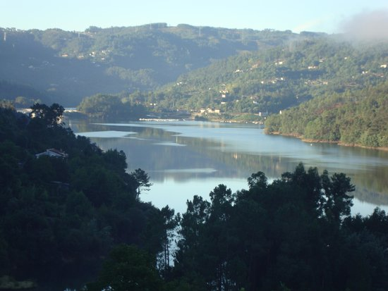 Hotel Lagoa Azul do Geres: excelent view