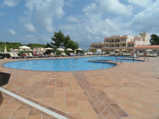 Invisa Hotel Club Cala Verde : Piscina relax Cala Blanca