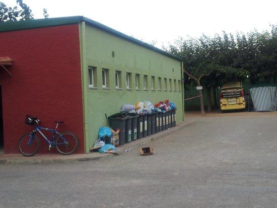 Campsite Platja Cambrils: Les sanitaires hommes