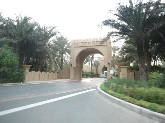 The Palace at One&Only Royal Mirage Dubai: SITE HOTELIER