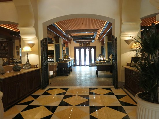 The Palace at One&Only Royal Mirage Dubai: THE ROTISSERIE