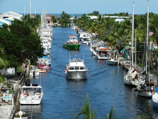Courtyard by Marriott Key Largo : OCEAN ACCESS CANAL