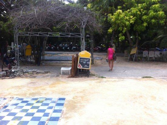 Seashell Resort Koh Tao: ristorante di hotel 5 stelle ???