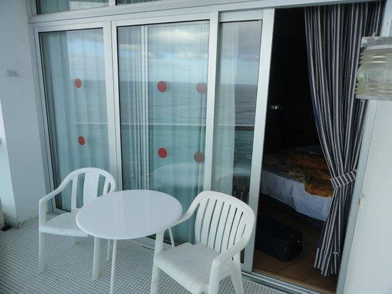 Best Semiramis: Balcony