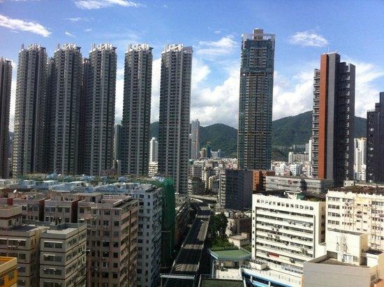 Dorsett Mongkok Hong Kong : View