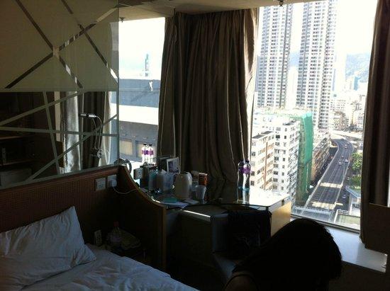Dorsett Mongkok Hong Kong : Room