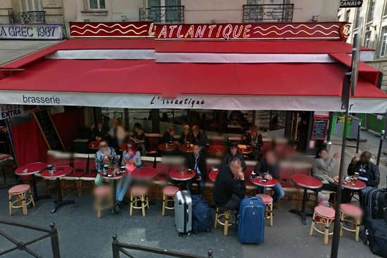 Voir tous les restaurants pr s de gare saint lazare - Restaurant gare saint lazare ...