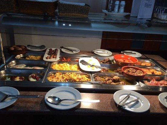 Hotel Entre Pinos: Angolo salato